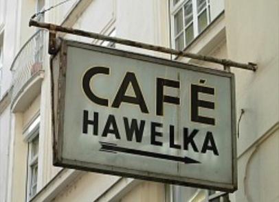 Cafe Hawelka