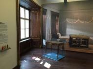 Wohnraum im Mozarthaus Wien (Quelle: S.Thiele 2016)