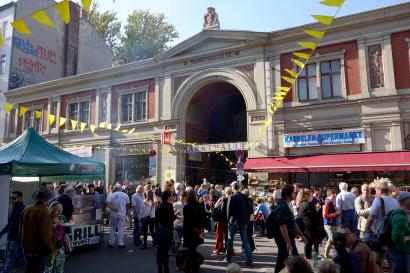 Stadt Land Food- Festival 2016 in Berlin