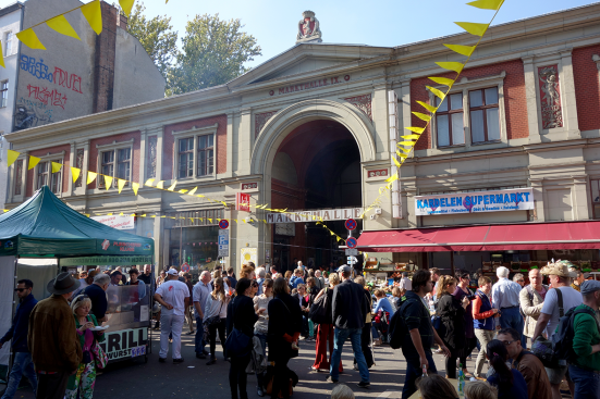 Stadt Land Food- Festival 2016 in Berlin