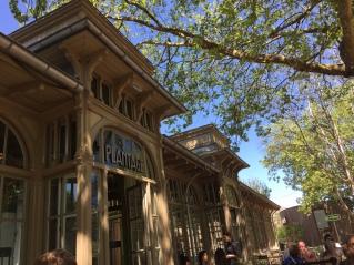 Restaurant De Plantage (S. Thiele)